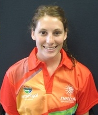 Netball NT Development Manager Anne Knight