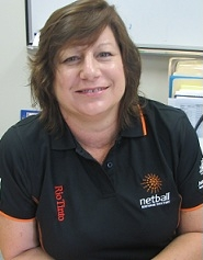 Netball Northern Territory General Manager Kathy Snowball