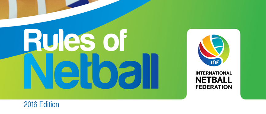 INF Rules of Netball Banner